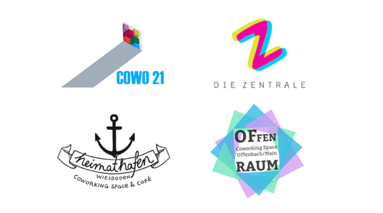 Coworking Space Knigstein ist Mitglied der Coworking Initiative Rhein-Main
