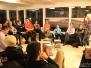 """10. Stammtisch für Selbständige, """"Gute Vorsätze: zwischen Wunsch & Wirklichkeit"""" mit Ramona Lange & Jazz mit Susanne Landskron - 30.01.2014"""
