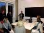 18. Stammtisch für Selbständige, Vortrag Sonification mit Björn Wibben